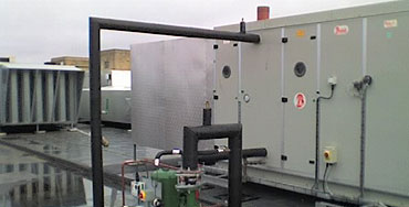 HVAC ROOFTOP EQUIPMENT SERVICE