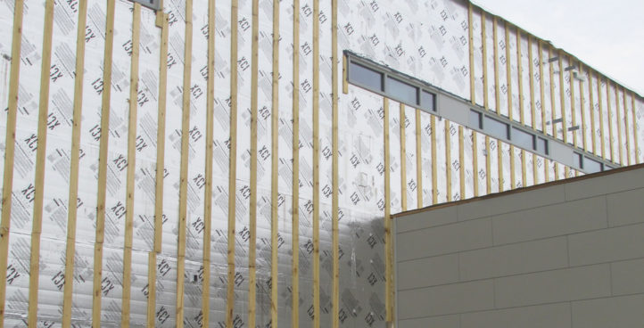 CONTINUOUS WALL INSULATION SYSTEMS