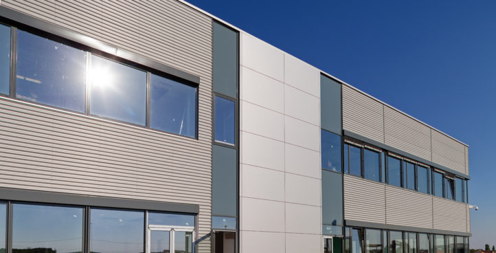 Insulated & Single Skin Metal Wall Systems