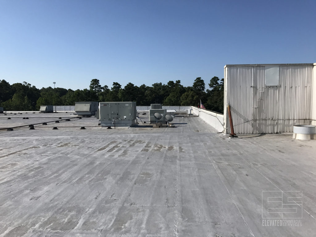 Tulsa Commercial Roofing | Elevated Commercial Services | www.elevated.services